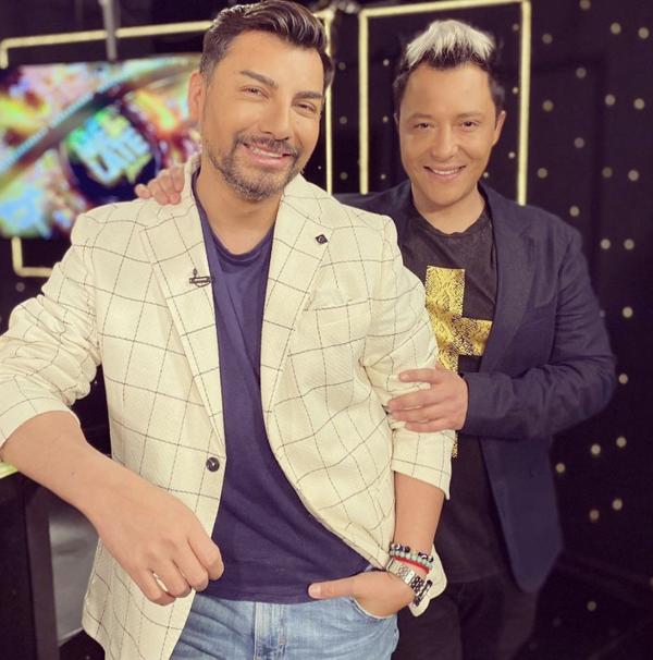 Sergio Rojas y Andrés Caniulef confirman el quiebre de su relación