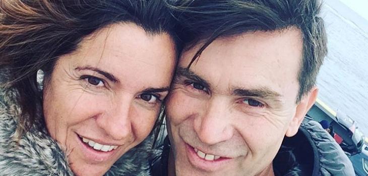 Remigio Remedy y Pamela Villalba celebran 23 años juntos