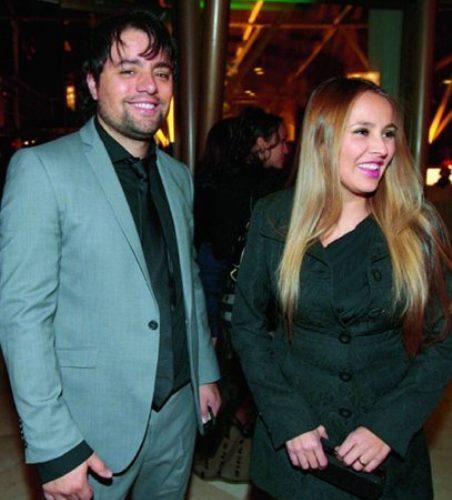 Daniel Valenzuela celebra cumpleaños del hijo de Paloma Aliaga