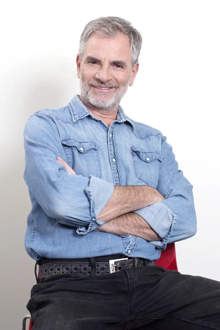 """Álvaro Rudolphy está """"dispuesto a dar todo"""" en su vuelta a Canal 13"""