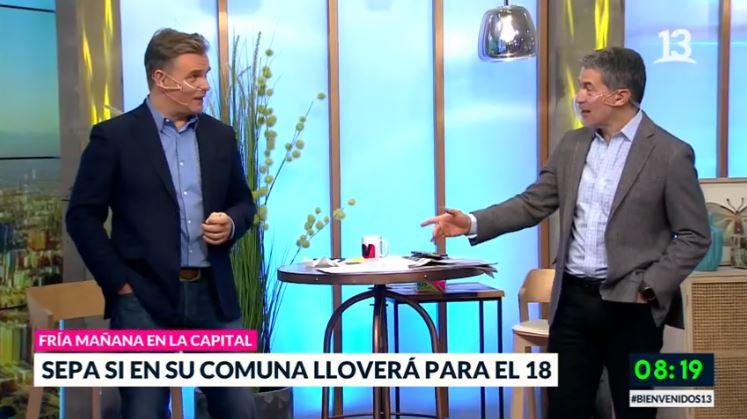 Amaro Gómez-Pablos contó divertida confusión que vivió en un restaurante