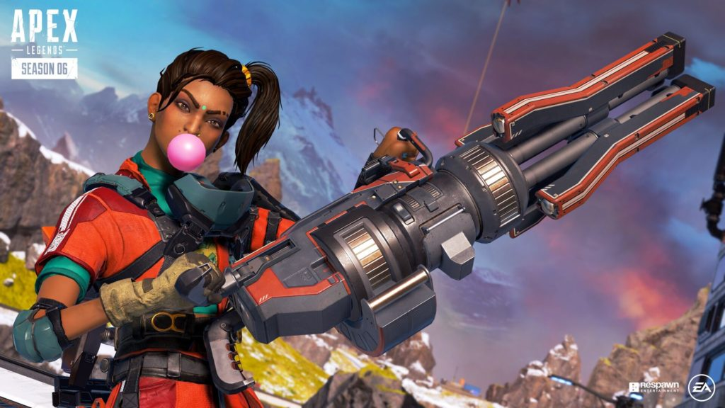 temporada 6 de Apex Legends
