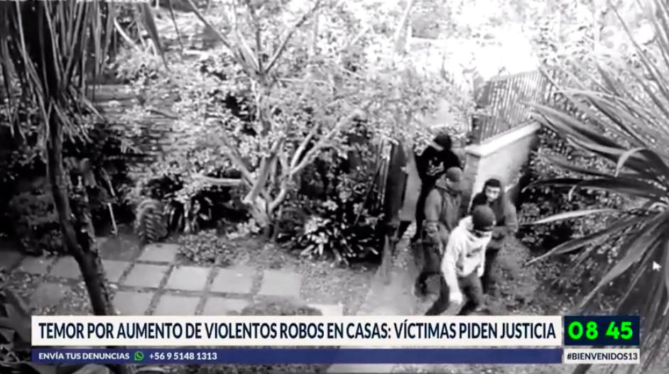 Aumentan asaltos con violencia a casas habitadas