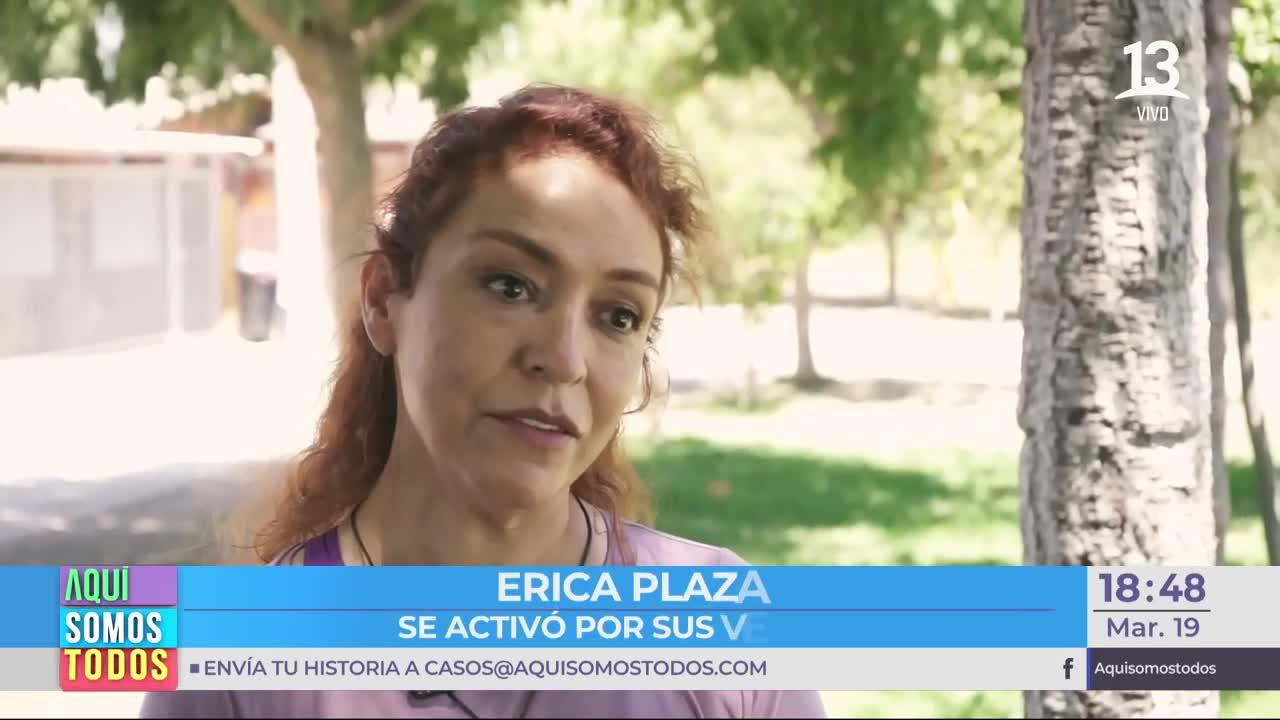 Conocimos a Erica y su proyecto solidario en Peñaflor