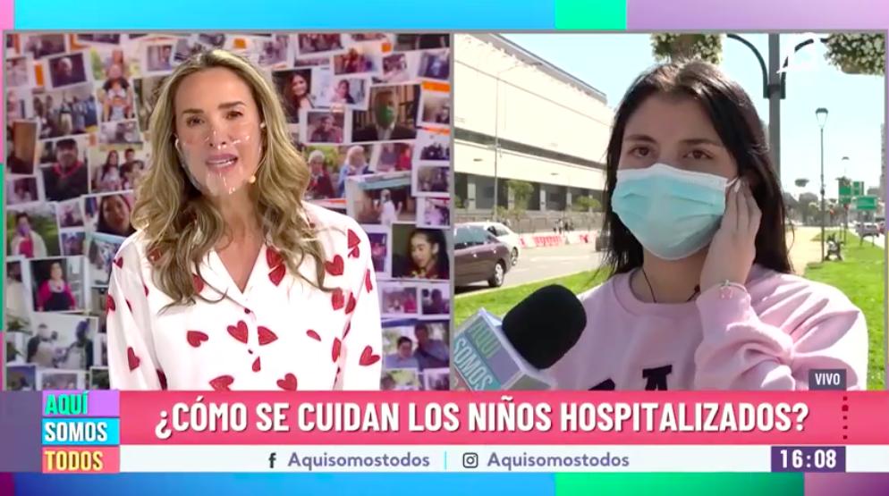 Madre denuncia grave negligencia en Hospital Gustavo Fricke