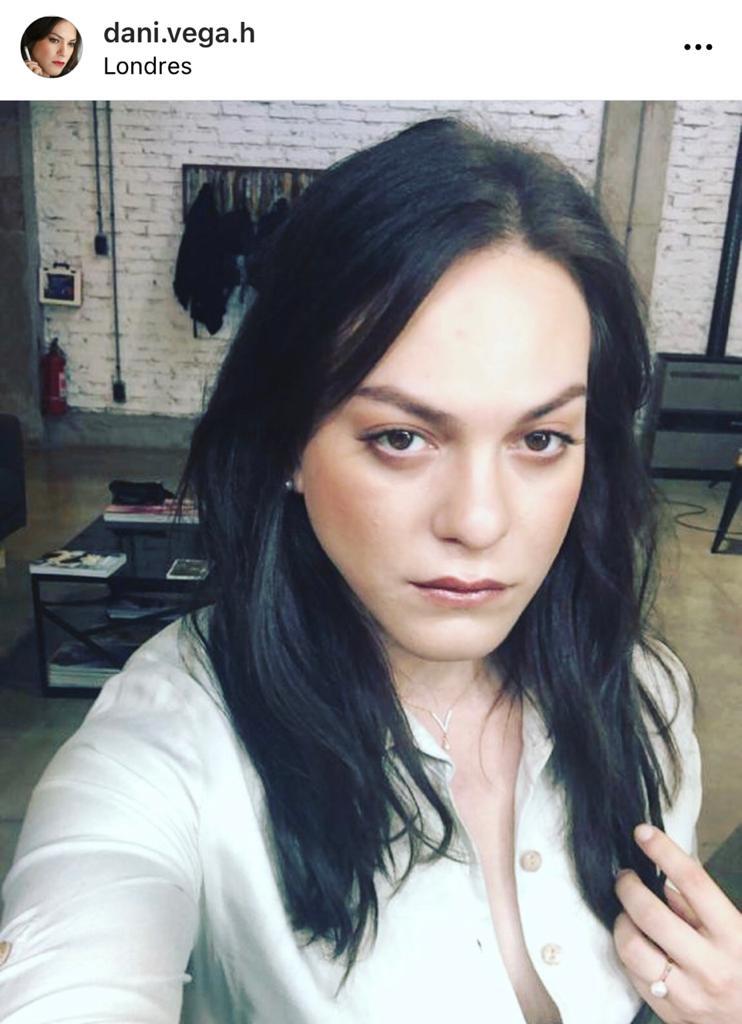 """""""Soñada"""": Daniela Vega encanta con nuevo look en Londres"""