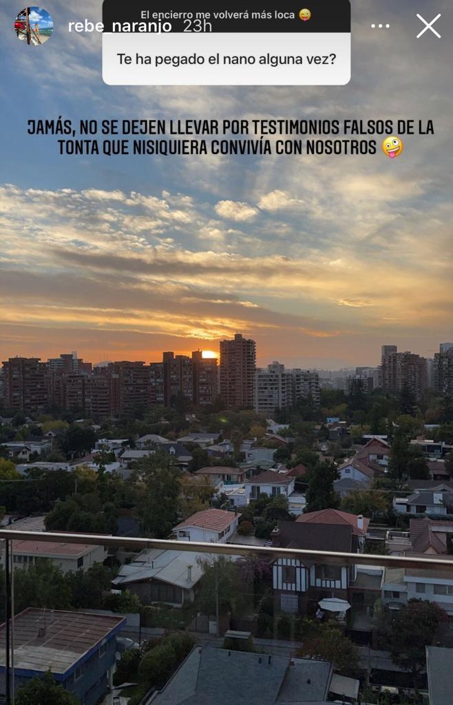 """""""La tonta…"""": Polola de Nano arremete en contra de Kel Calderón"""