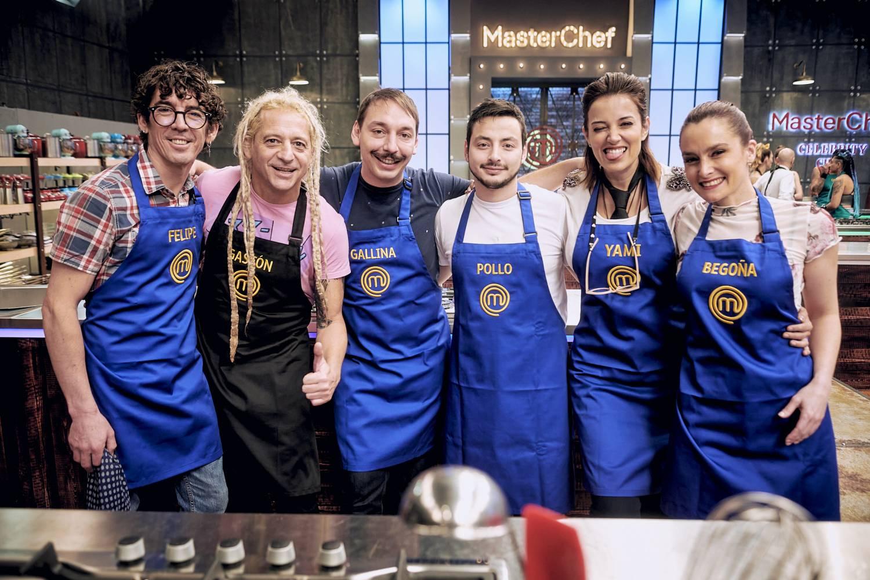 El primer desafío en equipos de la nueva temporada de MasterChef Celebrity