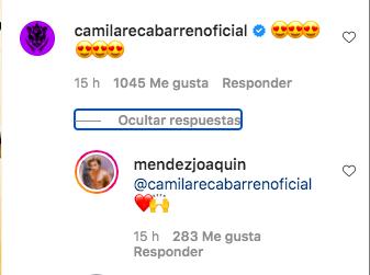 Camila Recabarren responde duramente a crítica por su pelo