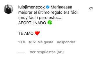 Coté López le hizo una canción a Luis Jiménez por su cumpleaños