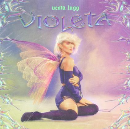 """Vesta Lugg vuelve a la música con """"Violeta"""""""