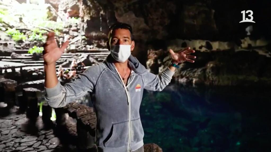 Carlos detalló cómo ha afectado la pandemia en Lanzarote