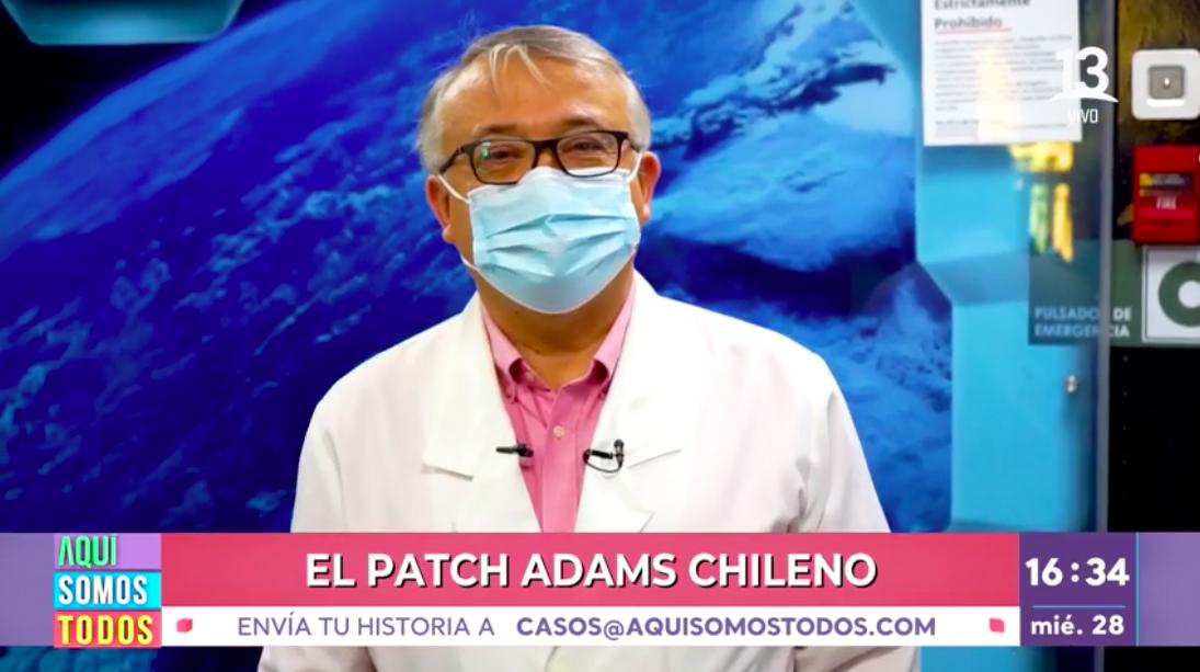 ¡Nos activamos por el Patch Adams chileno!