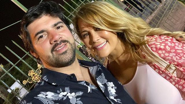 """Cathy Barriga cuenta cómo surgió """"el flechazo"""" con su marido"""
