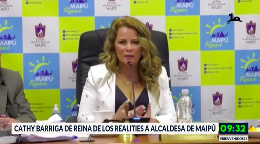 Cathy Barriga habla por primera vez tras denuncias en su contra