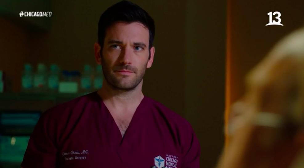 Chicago Med / Capítulo 9 / La despedida del doctor Downey