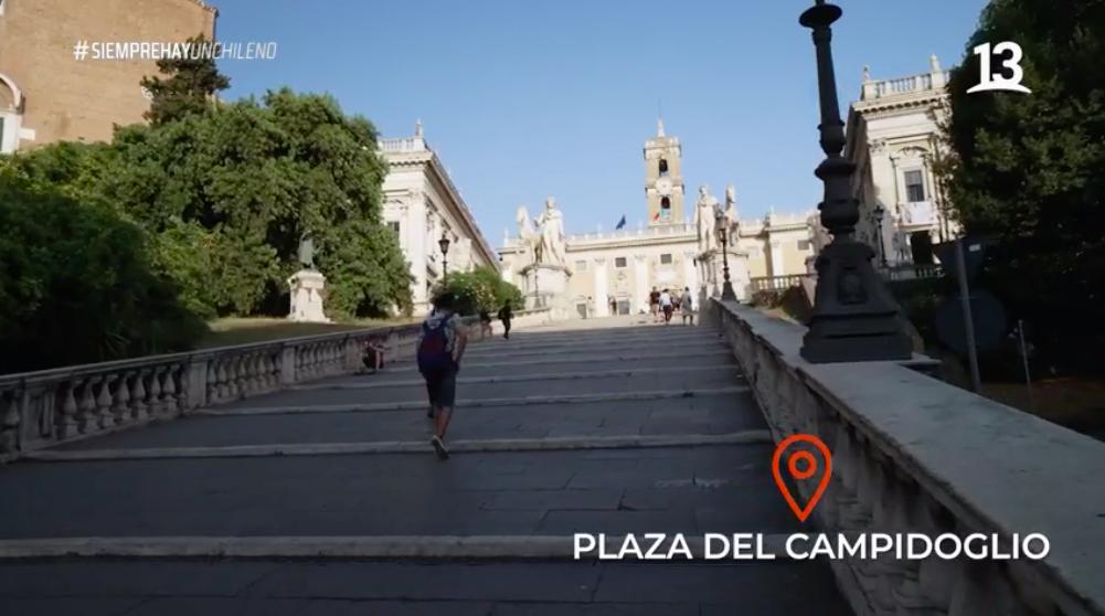 Recorrimos Roma con una chilena que ha vivido 37 años en Italia