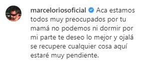 Marcelo Ríos desata polémica al comentar drama de Daniel Fuenzalida