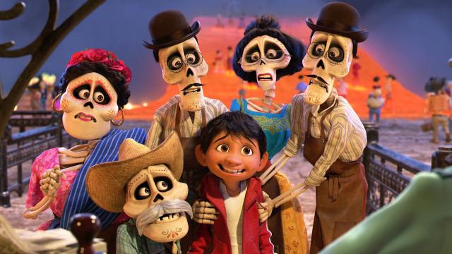 """""""Coco"""" arrasó en su estreno por las pantallas de Canal 13"""