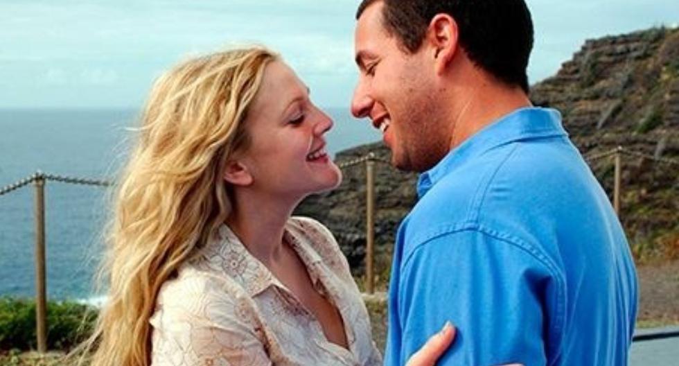 como si fuera la primera vez películas románticas