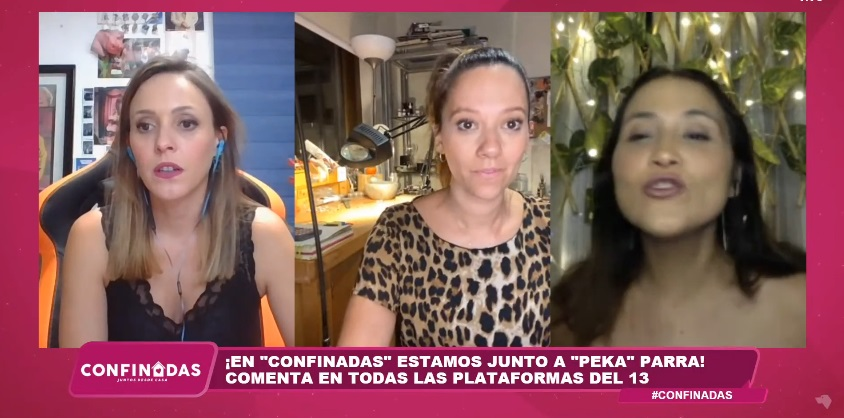 Ingrid Parra revela desubicados comentarios que recibe por su pololo