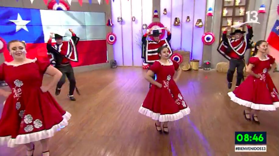 """Vivimos lo mejor del folclore chileno junto a """"Raíces del Maipo"""""""
