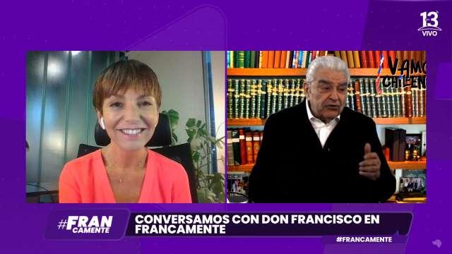 Don Francisco en Francamente
