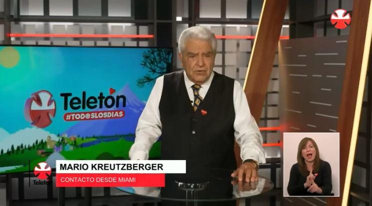 """Don Francisco sobre la Teletón: """"Es uno de los hitos que han marcado mi vida"""""""