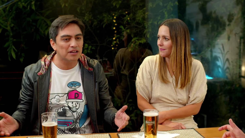 La historia de amor entre Maly Jorquiera y Sergio Freire