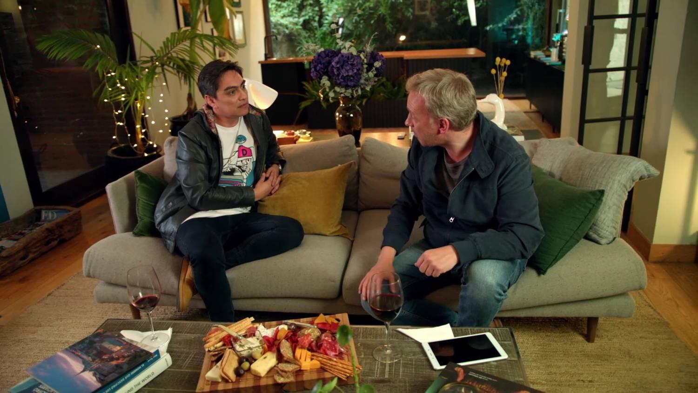 Sergio explicó sus razones para dejar atrás el personaje del Cabo Freire
