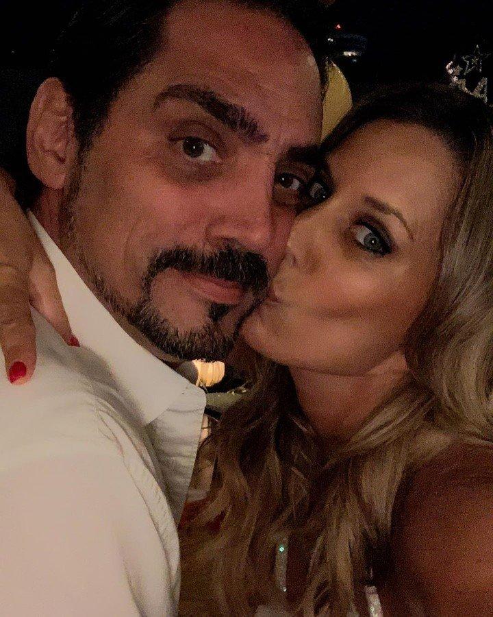 Rocío Marengo estalla contra su pololo en programa de televisión