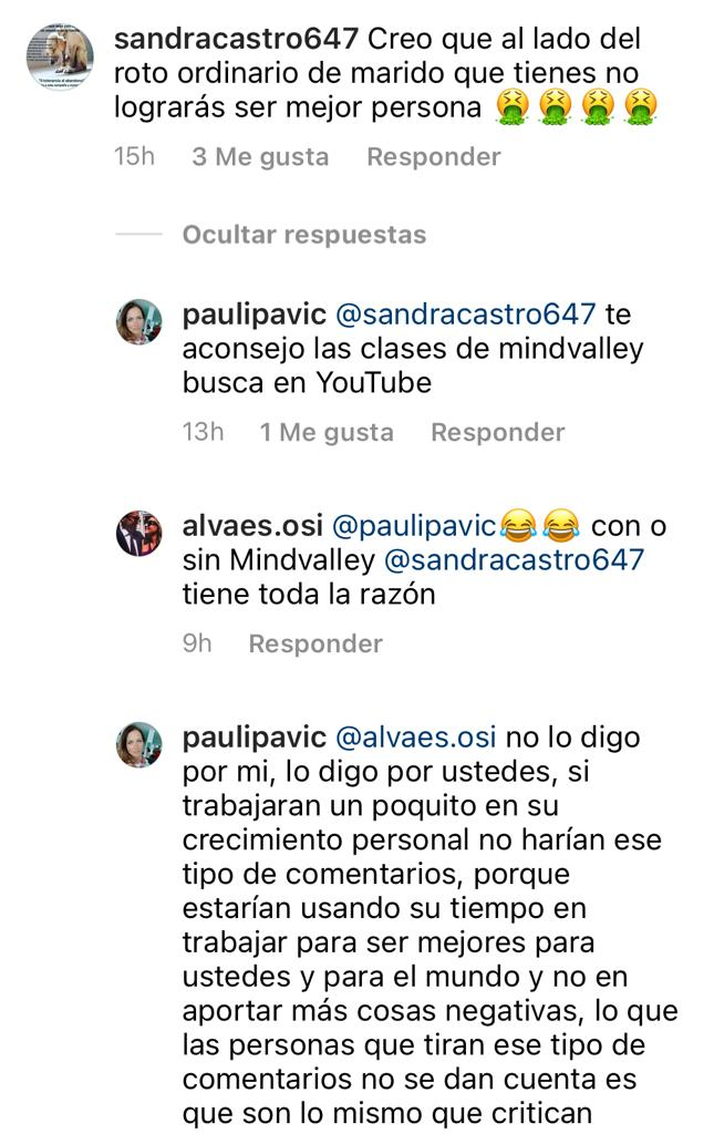 Esposa de Marcelo Ríos reacciona a duro comentario tras polémica