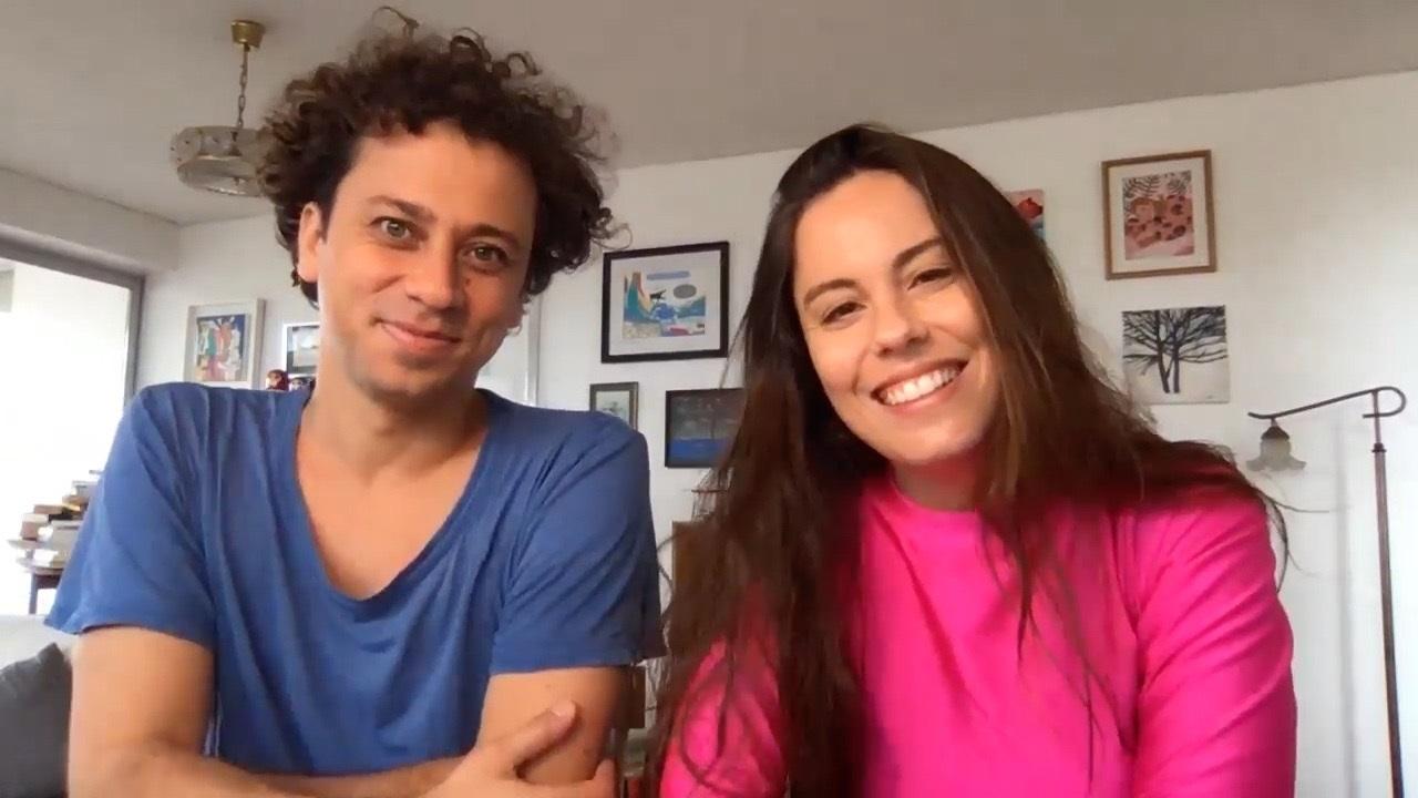 Paola Volpato actúa con su hijo por primera vez en televisión
