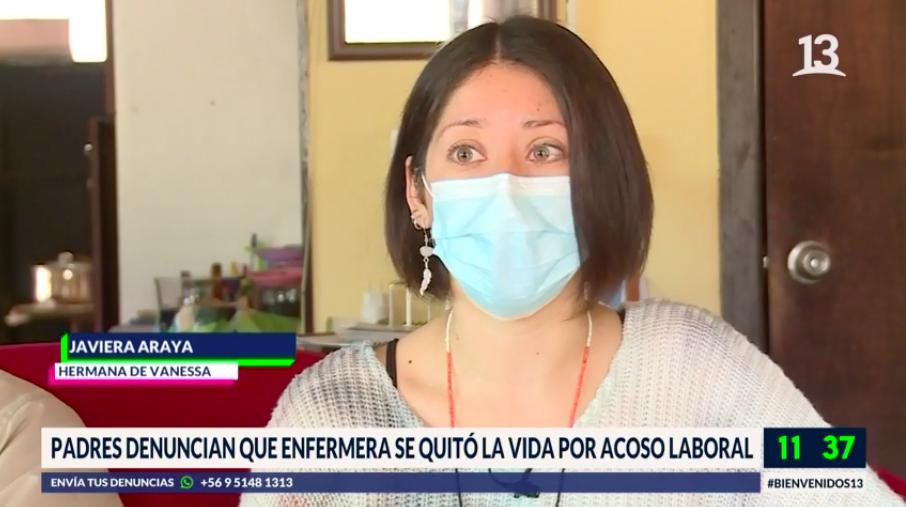 Denuncian que dos enfermeras se habrían quitado la vida por acoso laboral