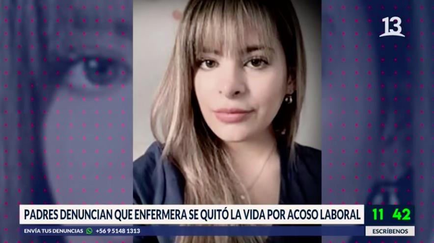 Familias denuncian que dos enfermeras se habrían quitado la vida por acoso laboral
