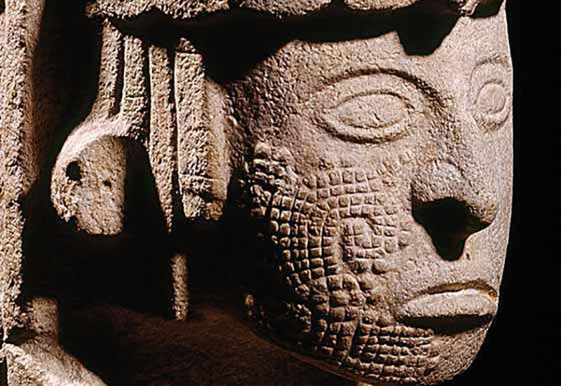 escarificación mayas