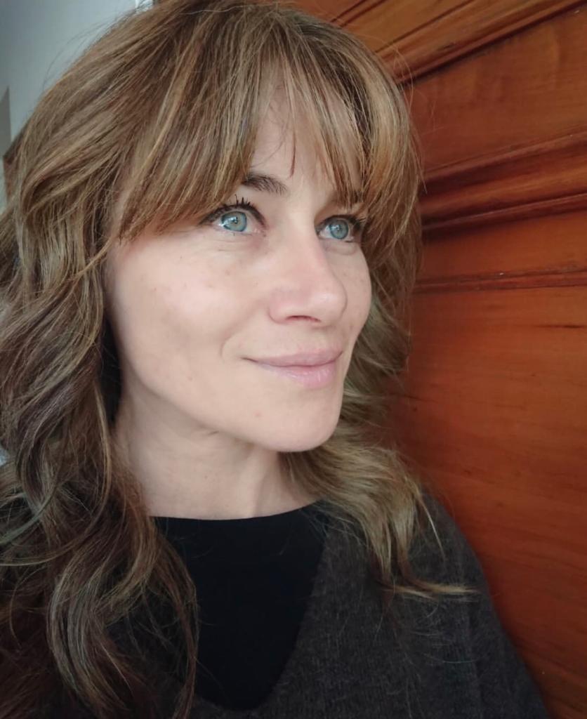 """""""Te rejuvenece"""": Amaya Forch se luce con cambio de look"""