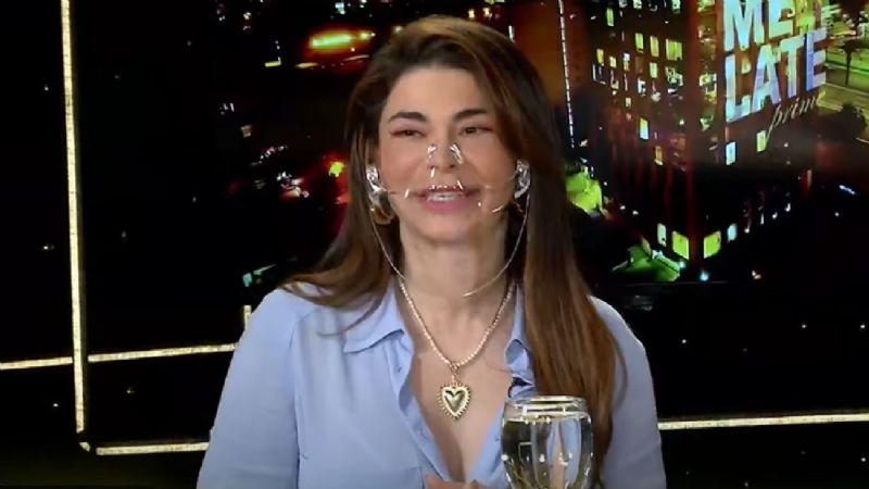 Antonella Ríos publica el proceso de su intervención en los ojos