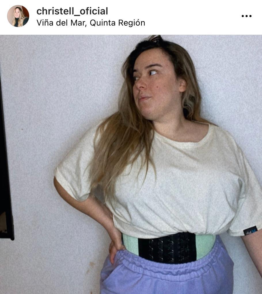 Christell Rodríguez revela cómo enfrenta las críticas que recibe