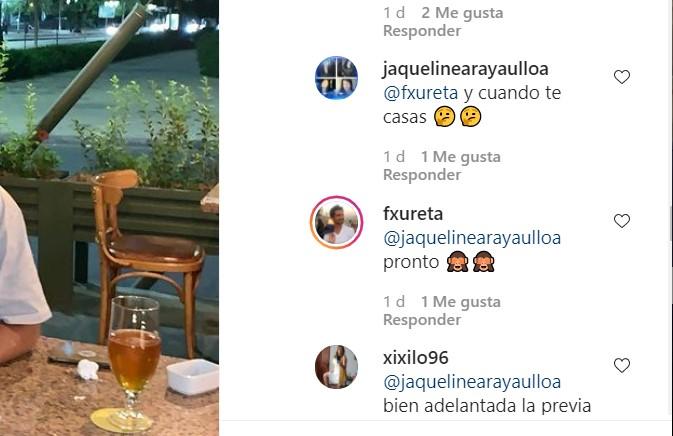 Pregunta a Félix Ureta en Instagram
