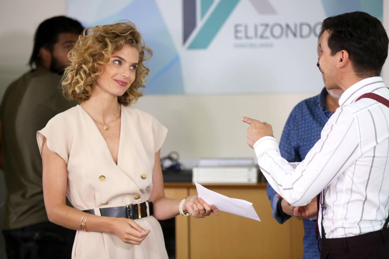 Josefina Montané regresa a las teleseries con cambio de look