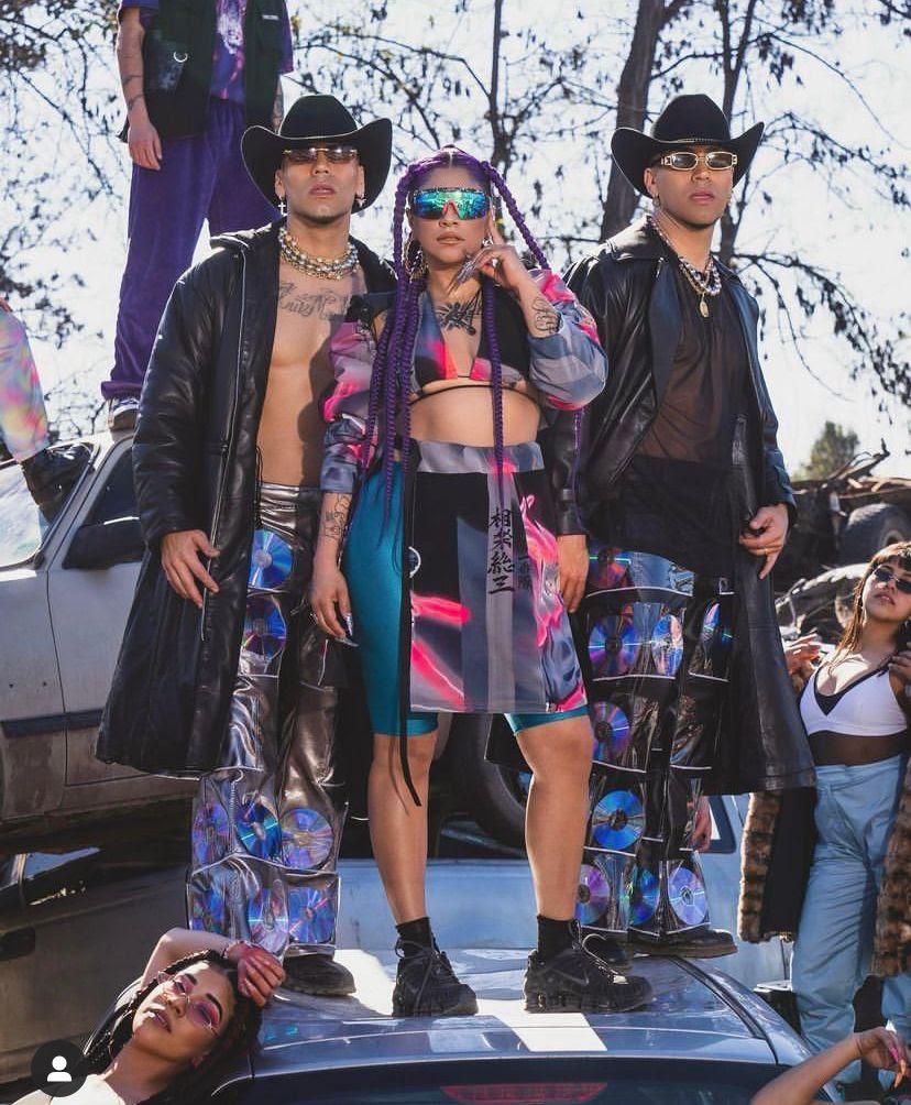 Flor de Rap y Los Power sorprenden con nueva colaboración musical