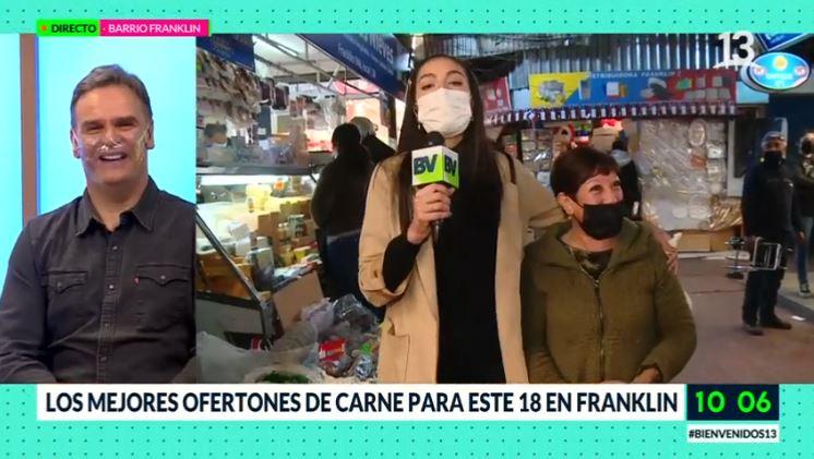 """""""Es muy bello ese hombre"""": Amaro Gómez-Pablos recibió una inesperada declaración de amor"""