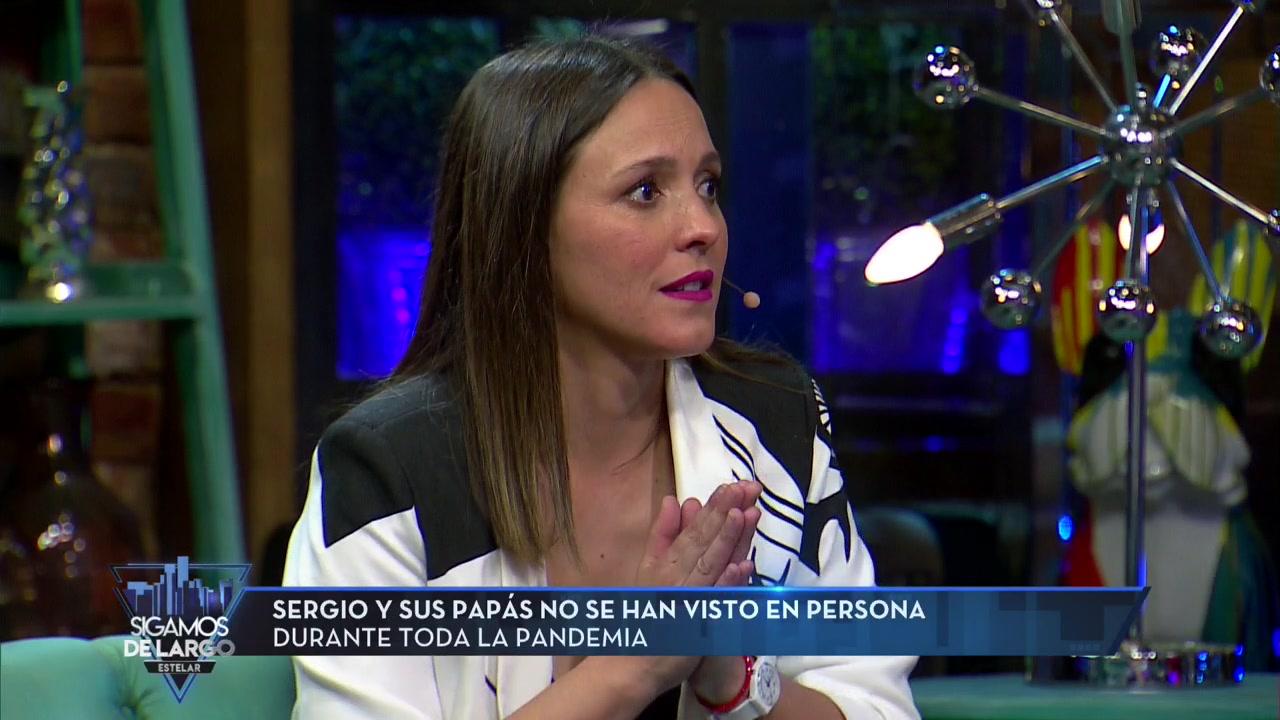 Papás de Sergio Freire emocionan con mensaje para su hijo