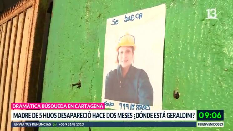 Dramática búsqueda de mujer que desapareció tras ir a cobrar el IFE