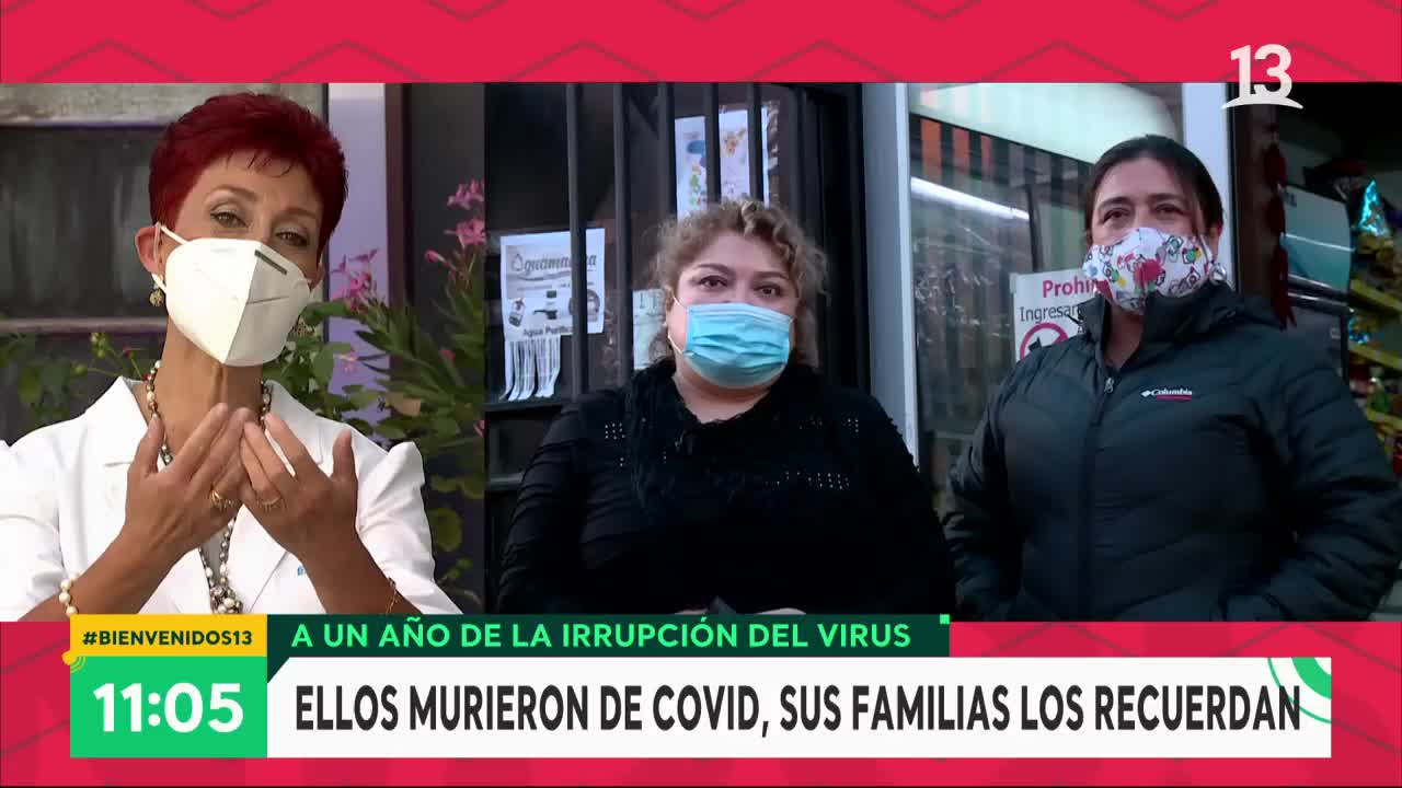 Dra. Carolina Herrera se emocionó al recordar a víctimas de covid