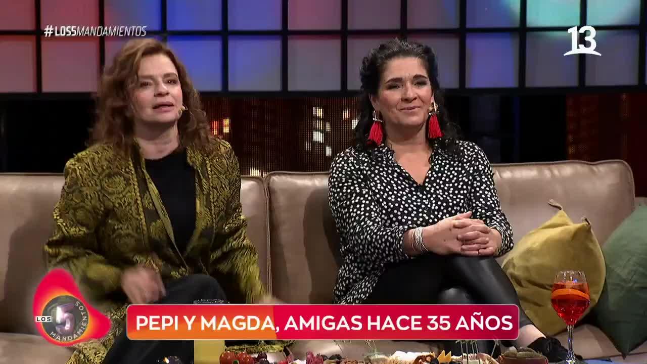 """Magda Max-Neef habló de su abrupta salida de """"Los Venegas"""""""