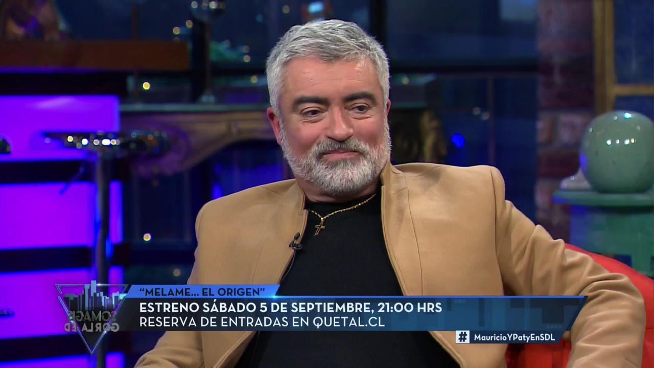 Mauricio Flores en Sigamos de Largo