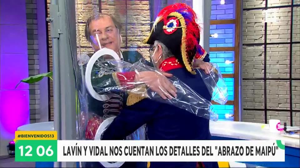 """""""Abrazo de Maipú"""""""