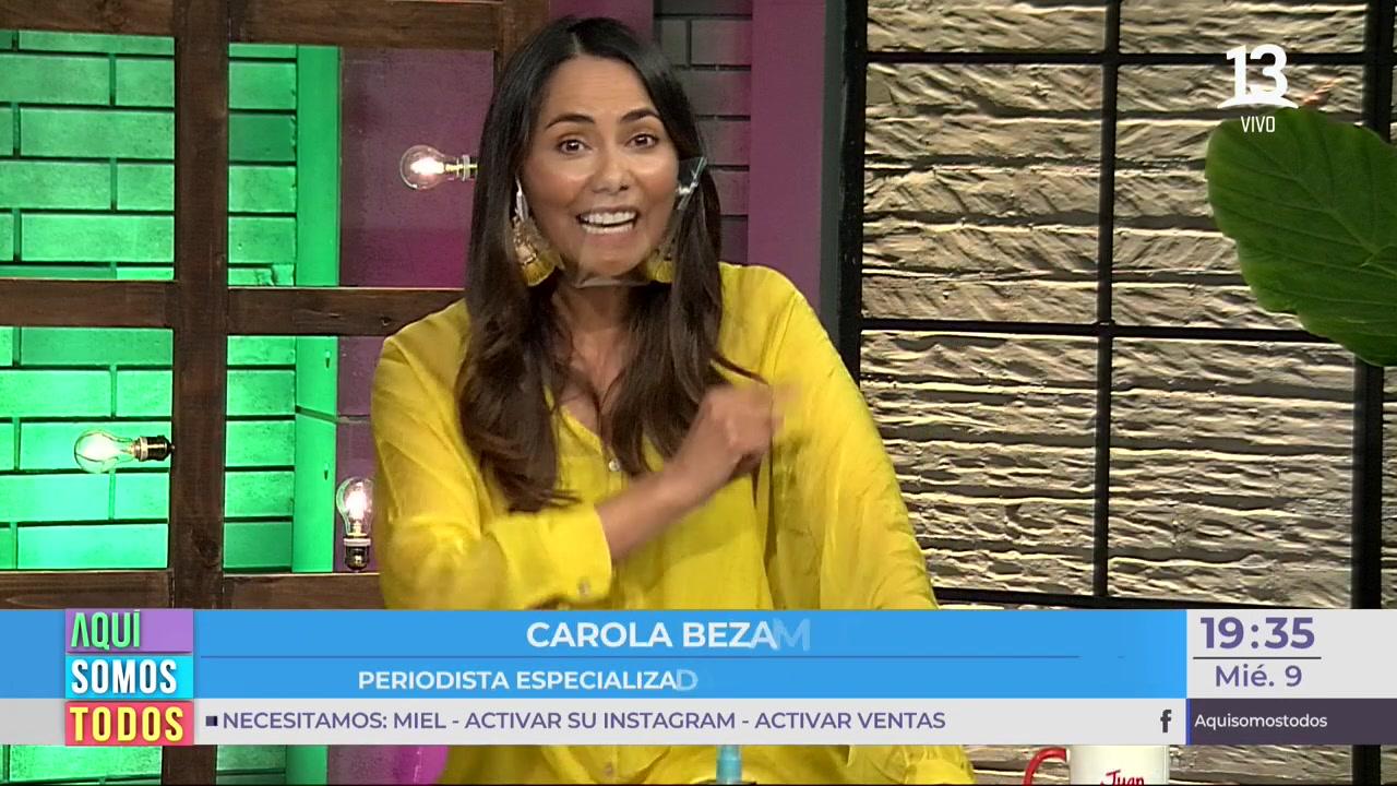 Carola Bezamat